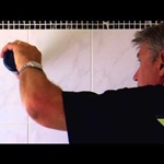 How to seal a shower